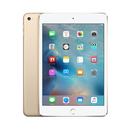 Apple iPad Mini 4 - 128GB, WiFi + 4G, Gold
