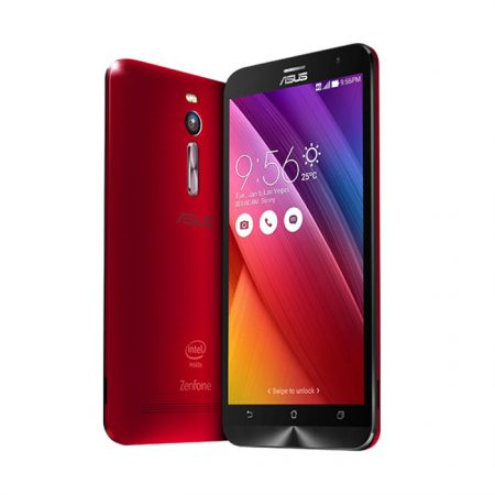 Asus Zenfone 2 [ZE551ML] 16GB 4GB RAM 4G LTE - Red