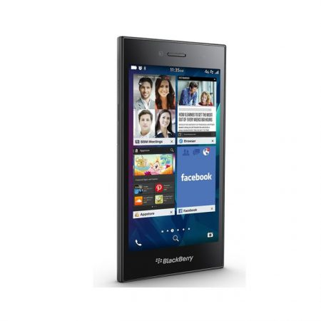Blackberry Leap -16GB 4G LTE Black