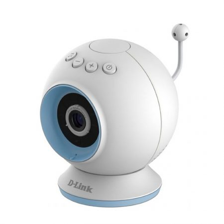 D-Link DCS-825L Wi-Fi Baby Camera - White