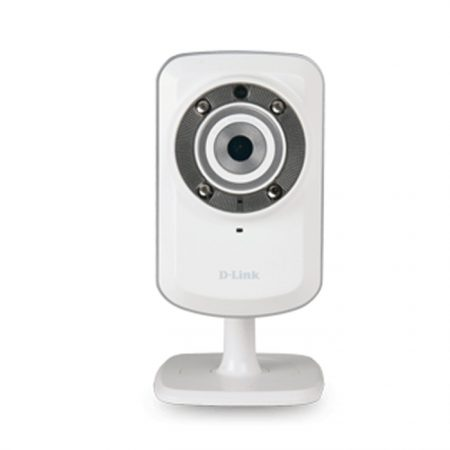 D-Link DCS-932L Wireless N D/N Home Network Cloud Camera - UK Plug