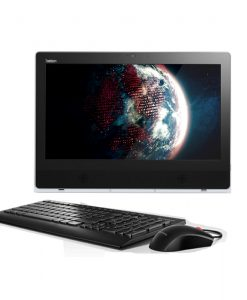 "LENOVO ThinkCentre E63z All-in-One (INTEL CORE i3, 4GB, 500GB HDD, CAMERA, 20""SCR NON TOUCH, KEYBOARD+MOUSE WIRE, Windows 10 Pro"