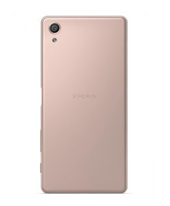 Sony Xperia X (F5122) 32GB, 4G, Dual Sim - Rose Gold