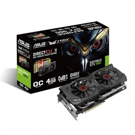 ASUS Strix GeForce GTX 980 Graphics Card