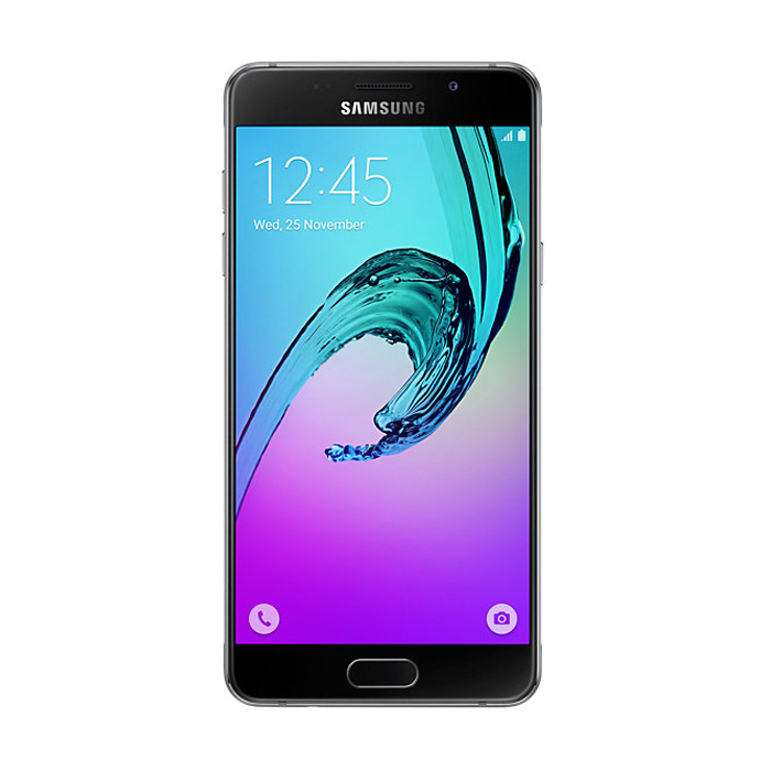 Samsung Galaxy A5 (A510F) Dual Sim 16GB, 5.2 inches, 4G LTE 2016 Model Black