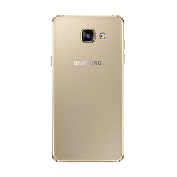 Samsung Galaxy A5 (A510F) Dual Sim 16GB, 5.2 inches, 4G LTE 2016 Model Gold