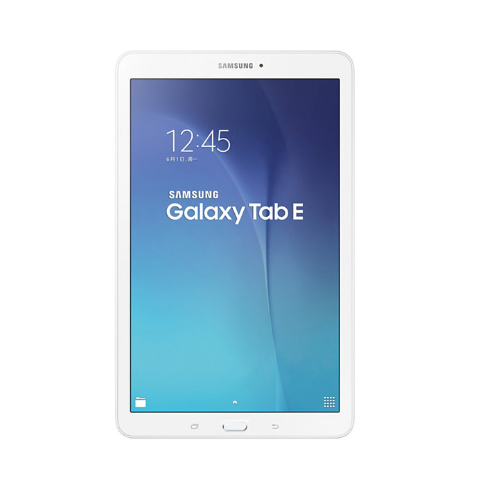 Samsung Galaxy Tab E SM-T560 Tablet 9.6 Inch, 8 GB, Wifi (White)