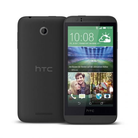 HTC Desire 510 4G LTE Black