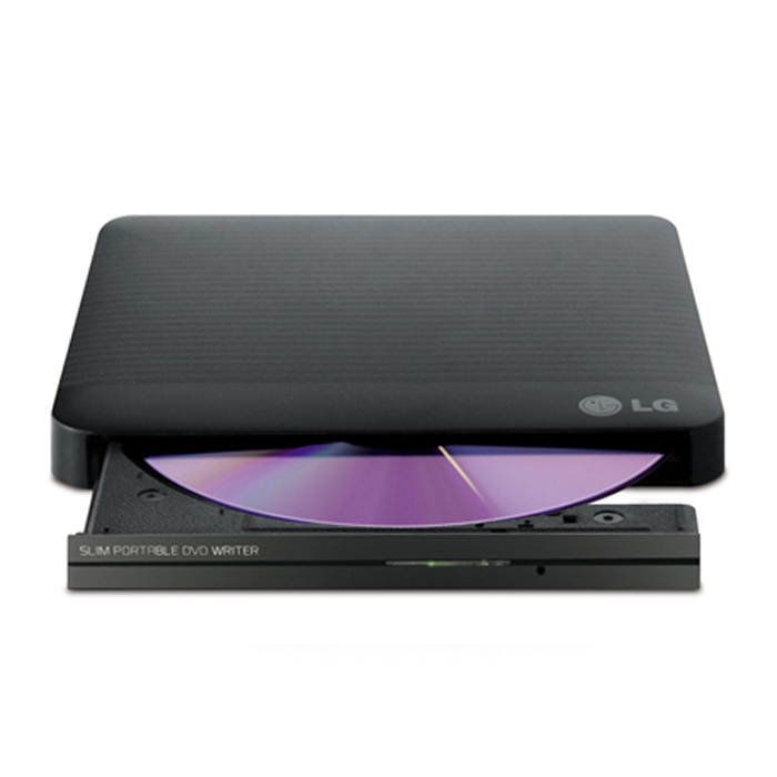 LG GP50NB40 Slim Portable USB External DVD Writer