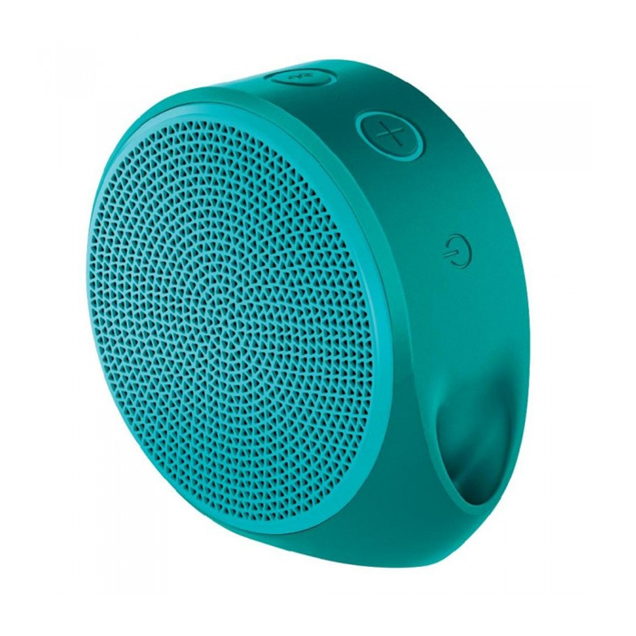 Logitech X100 Mini Bluetooth Speaker Recharable (Blue)
