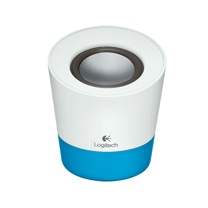 Logitech z50 Multimedia Speaker 3.5 MM - OCEAN BLUE (UK)