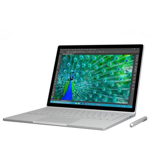 Microsoft Surface Book - 128GB, 8GB RAM, Intel Core i5/ Silver