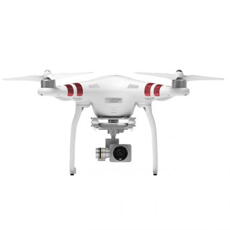 DJI Phantom 3 Standard (2.7K Video, 12 MP Camera)