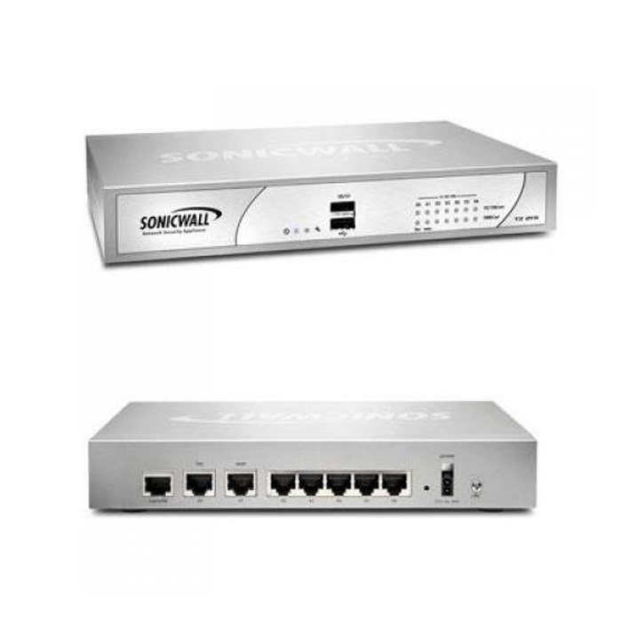 SONICWALL TZ 215 TOTAL SECURE FIREWALL