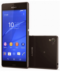 Sony Xperia Z3 16GB 4G Black