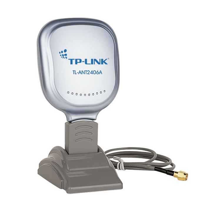 TP LINK TL ANT2406A 2.4GHz 6dBi Indoor Desktop Directional Antenna