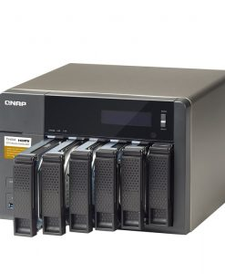 QNAP TS-653A 6-Bay Professional-Grade Network Attached Storage, Supports 4K Playback