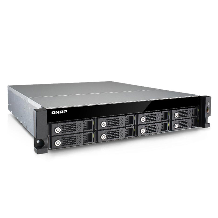 Qnap Network Attached Storage 4GB RAM (TS-853U-RP-US)