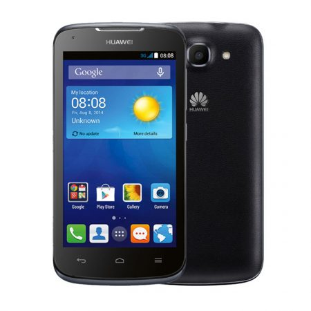 Huawei Ascend Y520 Dual SIM (4.5″ , 4GB) Black