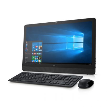 "DELL INSPIRON 24- 3459 I5-6200T/ 8 GB RAM / 1 TB HDD/ 23.8"" Touch / DVD/Win 10 Home / Wireless Kb and Mouse/ English KB"