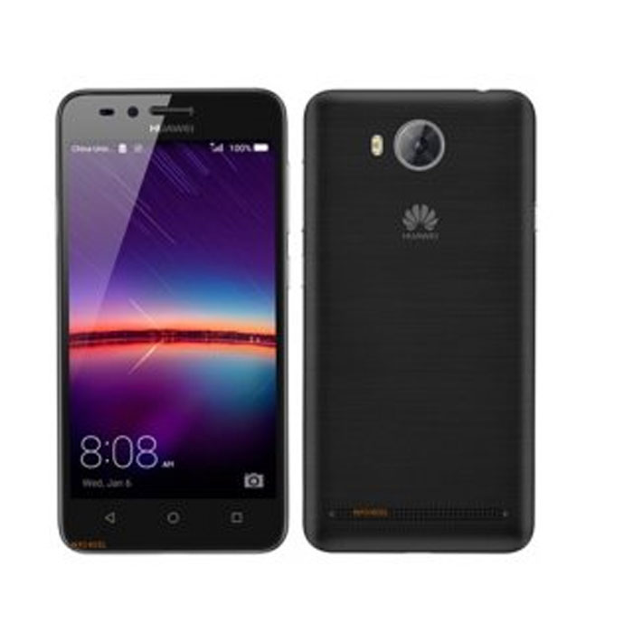Huawei Ascend Y3II Dual Sim - 8GB, 3G, (Black)