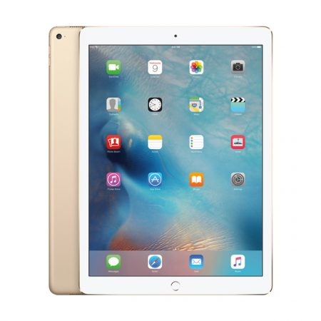 "Apple iPad Pro 12.9"", 256GB, 4G LTE, WiFi (Gold)"