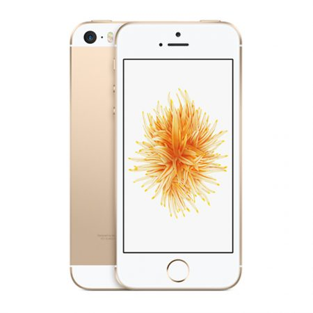 Apple iPhone SE 64GB, 4G LTE With Facetime - Gold