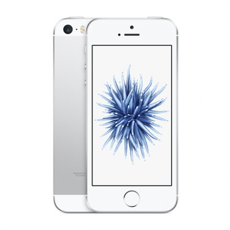 Apple iPhone SE 64GB, 4G LTE With Facetime - Silver