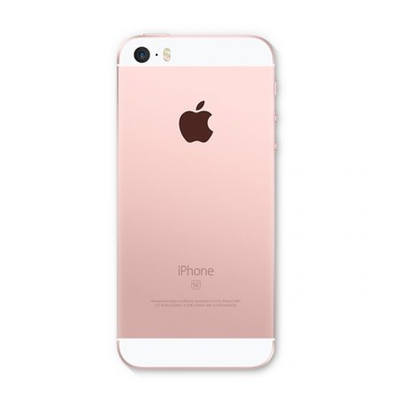 Apple iPhone SE 64GB, 4G LTE With Facetime - Rose Gold