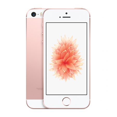 Apple iPhone SE 16GB, 4G LTE With Facetime - Rose Gold