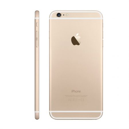 Apple iPhone 6s Plus 128GB 4G LTE Gold - FaceTime