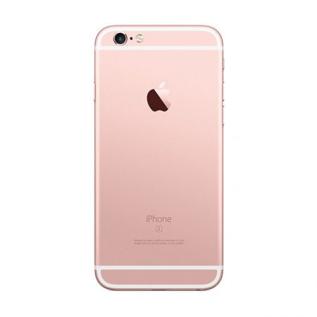Apple iPhone 6s Plus 64GB 4G LTE Rose Gold - FaceTime