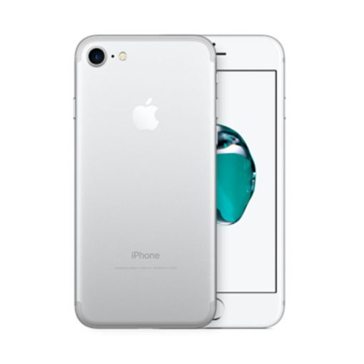 Apple iPhone 7 128GB, 4G LTE - Silver