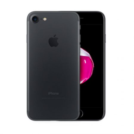 Apple iPhone 7 256GB, 4G LTE - Black