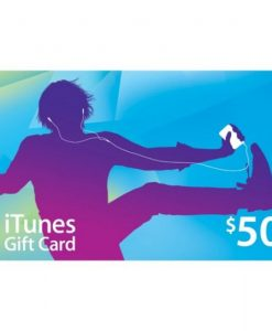iTunes 50$ Gift Card