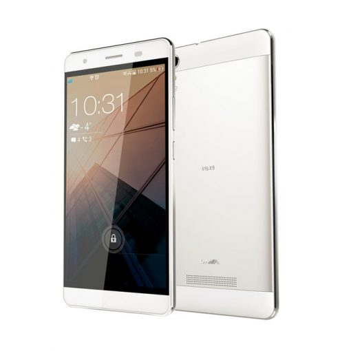Lava Iris X9 16GB WiFi 3G White