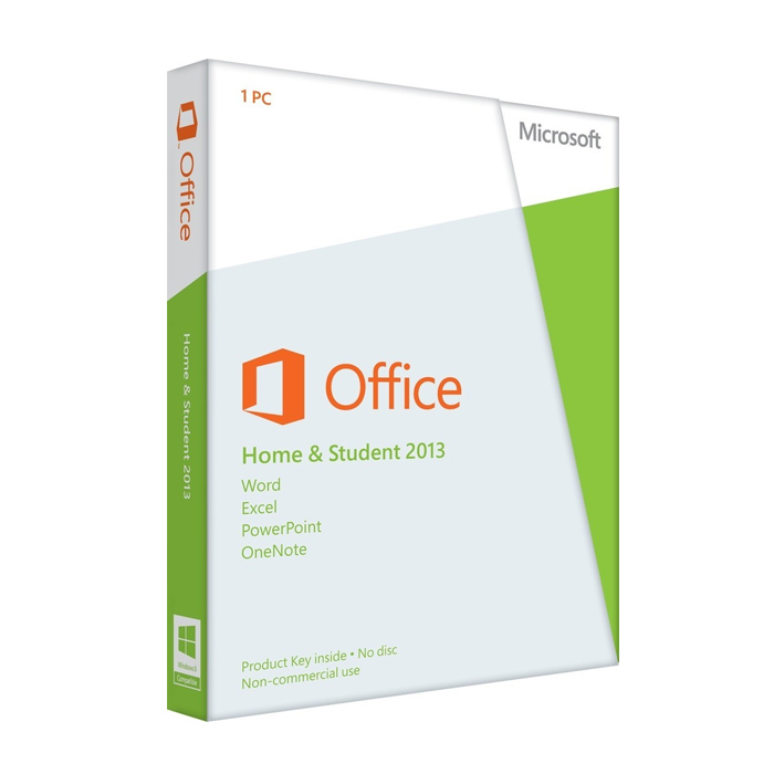 Microsoft Office Home & Student 2013 (PC Download)
