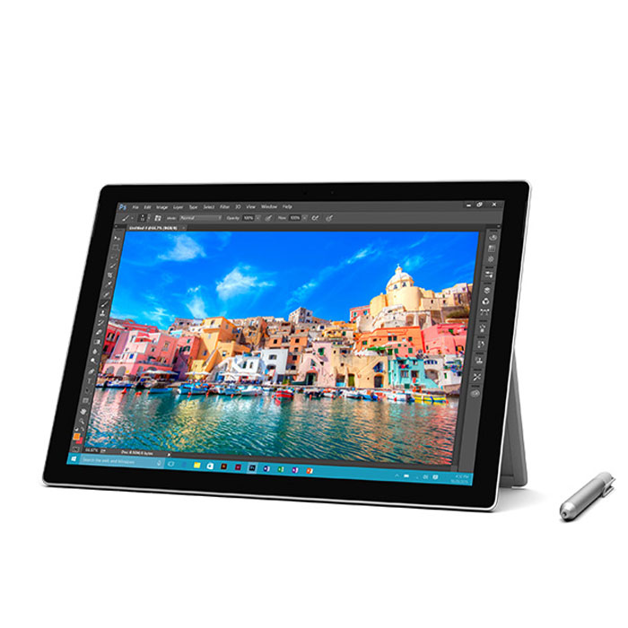 Microsoft Surface Pro 4 ( 4GB RAM, Intel Core i5, 128GB)