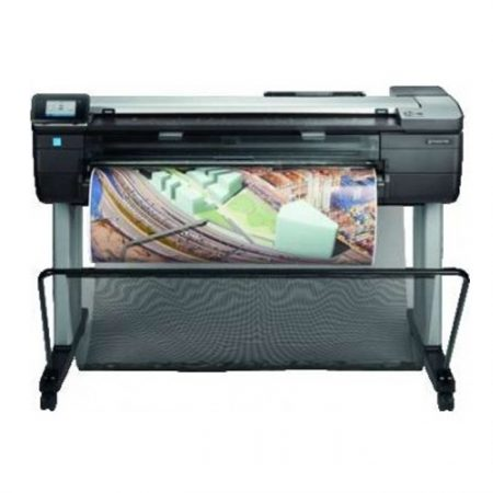 HP Designjet MFP Printer T830 (2400x1200 dpi Wireless / USB Color Inkjet) | F9A30A