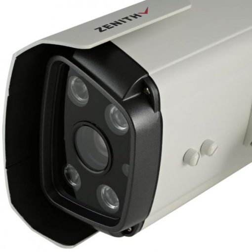 Zenith Zoom HD Camera with 80m IR Varifocal Lens 5-50m - AHD-3085FZ