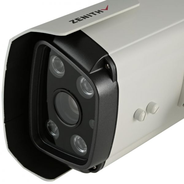 Zenith Zoom Hd Camera With 80m Ir Varifocal Lens 5 50m