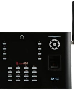 ZKT Finger Print Time Attendance and Access Control with GPRS - iClock 680