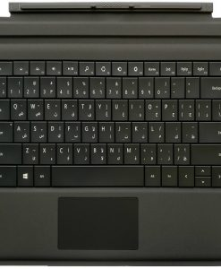 Surface keyboard Black Arabic