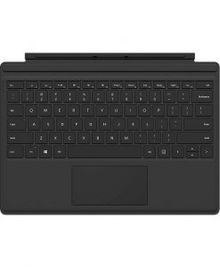 Surface keyboard Black English