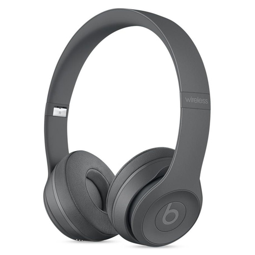 Beats solo 3 gray