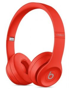 Beats Solo 3 Red